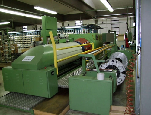 Karl Mayer Sectional Warping Machine