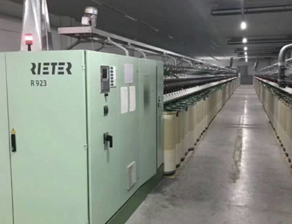 Rieter Rotor Spinning Line For Sale