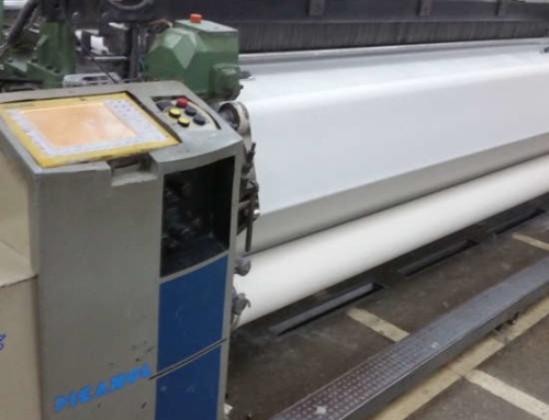 Picanol OMNIplus 190cm and 340cm Weaving Looms