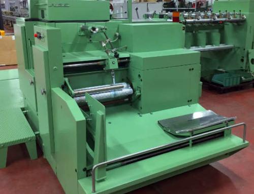 NSC Schlumberger Blending Machine