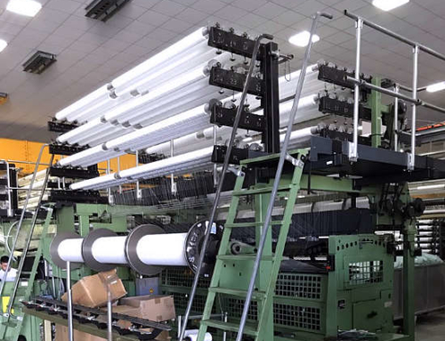 Karl Mayer Raschel MRES Warp Knitting Machines