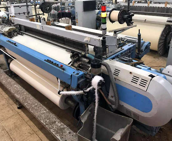 Used textile machinery and equipment for sale - Asieur Textile